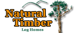 Natural Timber Log Homes